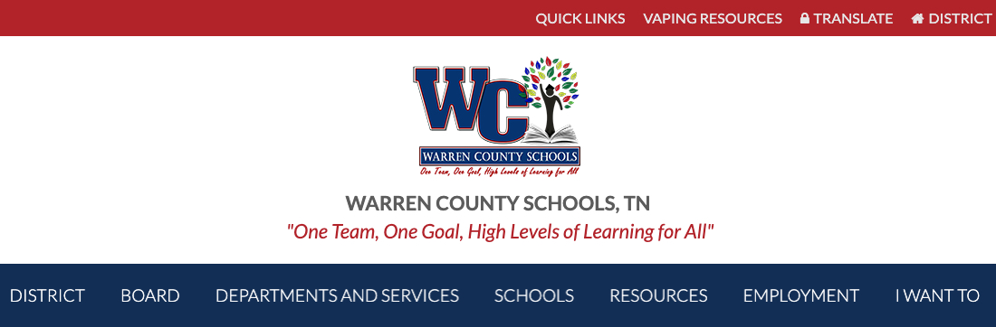 Warren County Schools